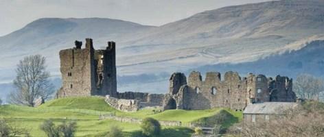 Lady Anne Clifford, Brough-Castle