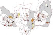 Purificación Díaz, Anna Majoral, Plan de ordenamiento urbano municipal de Peralada, 2007, equip BCpN