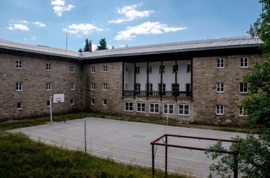 Leman Tomsu, Emin Onat, Sanatorio en Uludağ, 1946-1949. Imagen actual
