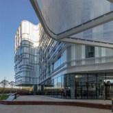 Arte Charpentier Architectes, Pilar Echezarreta. Centro Hotelero Accor. Roissy. 2016. Aeropuerto Charles de Gaulle, Paris.