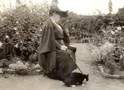 Gertrude Jekyll, 1923