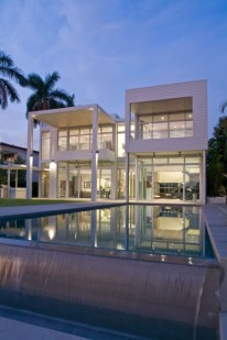 Jaya Kader. Modern Home, Bay Harbor Island, Florida, 2009.