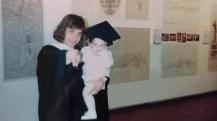 Graduación Jaya Kader. GSD, Harvard, 1988