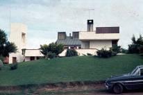 Lula Lapacó. Casa Goldstein, Pinamar, 1967.