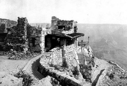 Mary Colter. Hopi House (1905)