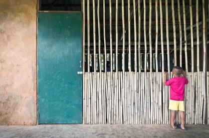 Line Ramstad, Gyaw Gyaw; Participantes del Workshop. Academy School in Noh Bo. 2011