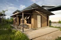 Line Ramstad, Gyaw Gyaw; Albert Company Olmo. Mae Tao Clinic. 2012.