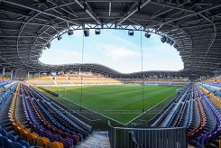 Špela Videčnik - OFIS Arhitekti - FOOTBALL STADIUM Borisov, Belarus 2014.