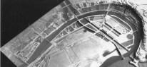 Lyubov Zalesskaya - Plan general Parque de la cultura y el ocio. Proyecto de fin de carrera, Vkhutemas, 1929.