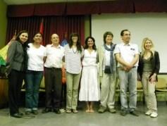 Isabel Donato en la Universidad Mayor de San Simón Cochabamba 2015