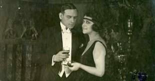 Else Oppler-Legband. Escenografía Las joyas de la corona del duque de Rochester, 1920.