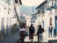 Evelia Peralta. Proyecto Municipio de Quito, Ecuador.