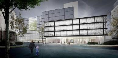 Marlies Breuss. Holodeck Arquitectos_WDR crossmedia house