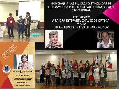 Estefanía Chávez Barragán - Encuentro Iberoamericano de Mujeres Ingenieras Arquitectas y Agrimensoras, México, 2016.