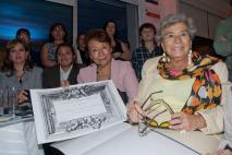 Estefanía Chávez Barragán - Premio CAM SAM, México, 2011.