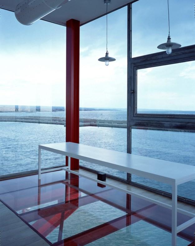 Maria Giuseppina Grasso Cannizzo - Torre de Control del Puerto de Marina di Ragusa, Marina di Ragusa, Sicilia, Italia, 2009.