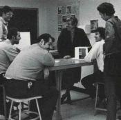 Han Schröder y sus alumnos