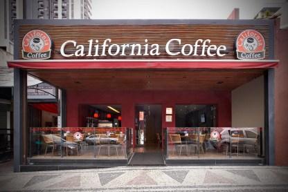 Edwiges Leal - B&L Arquitetura - California Coffe