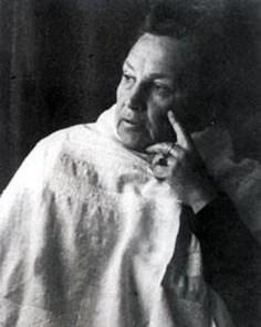 Lyubov Sergeevna Zalesskaya. Retrato. IVANOV, V.