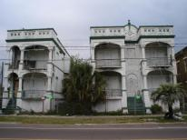Henrietta Dozier. Lampru Court Apartments, Jacksonville, EEUU, 1923.