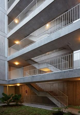 Javier Esteban, Romina Tannenbaum, Mario Tannenbaum arquitectos. Edificio de viviendas Sucre 4444. Buenos Aires. 2013.