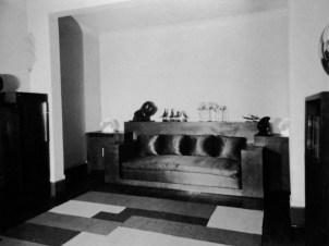 Adrienne Górska y Lipska. Decoración sala de estar asa Teresa Bonney_1929.