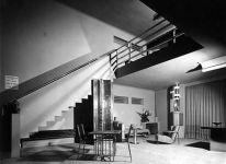 Adrienne Górska. Apartamento de Tamara Lempicka en la calle Méchain, 1930.