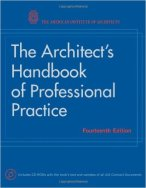 Kristine Fallon, The architect's handbook of professional practice