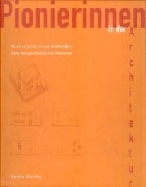 Kerstin Dörhöfer, Pionerinnen in der Architektur
