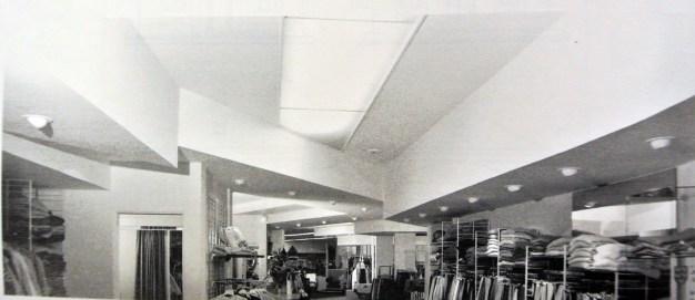 Sylvia Fritz, diseño de tienda de textiles