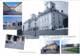 Sylvia Fritz, Palacio de los Príncipes de Esterhazy en Eisenstadt