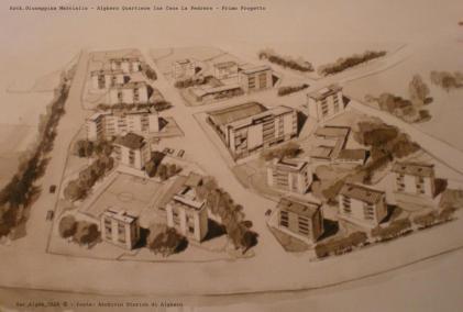 Giuseppina Marcialis, La Pedrera, Alghero