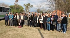 Eneida De León. Taller con productores rurales de la ciudad de Tala, Canelones para proyecto piloto de gestión colectiva del agua para riego.