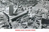 Ingeborg Kuhler - Wolfgang Strauss, concurso Potsdamer Leipziger Platz