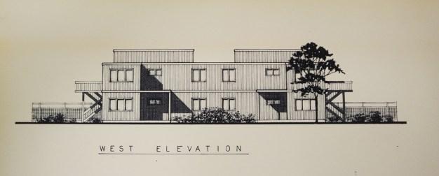 Jane C. Hall Johnson. Villa de Retiro. St. Louis. 1980.