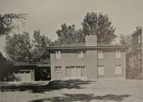 Jane C. Hall Johnson. Residencia Harold Antoine. St. Louis. 1978.