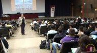 Ana Sugranyes. Conferencia El derecho a la ciudad praxis de la utopía, en ETSA Sevilla, 2010.