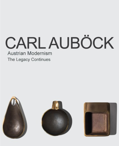 Maria Auböck. Werkstätte Carl Auböck.