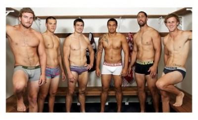 Aussiebum Rugby Team