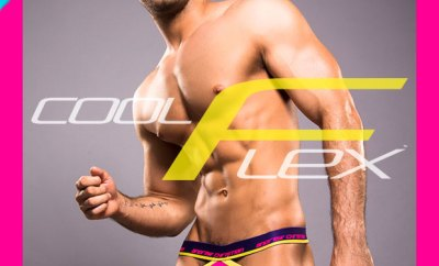 Cool Flex Arrow Jock Promo Andrew Christian
