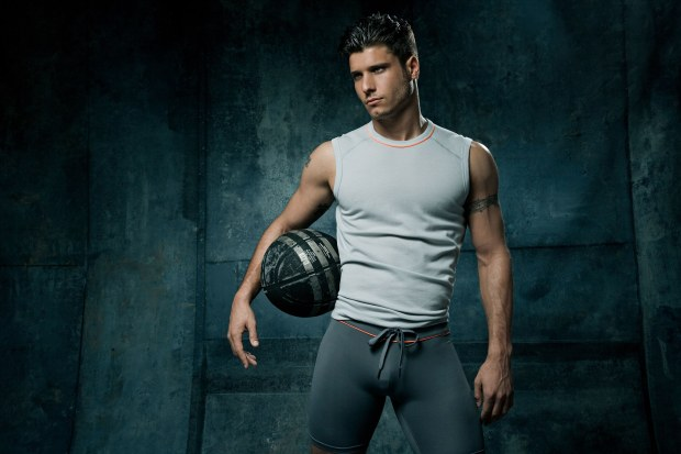 Model Cody Calafiore CIN2 Athletic Wear