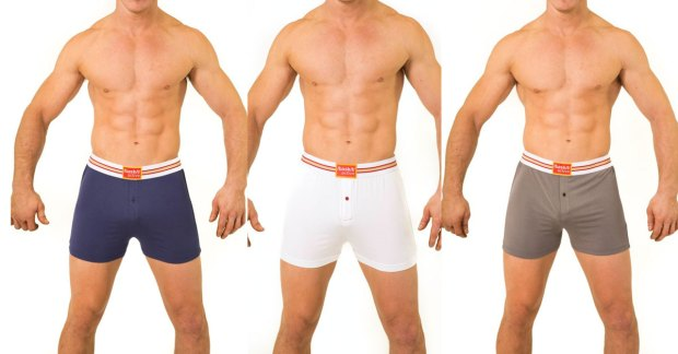 Baskit Active Boxer Three Colors
