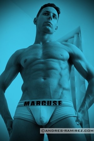 Damian Paris Marcuse Trunks