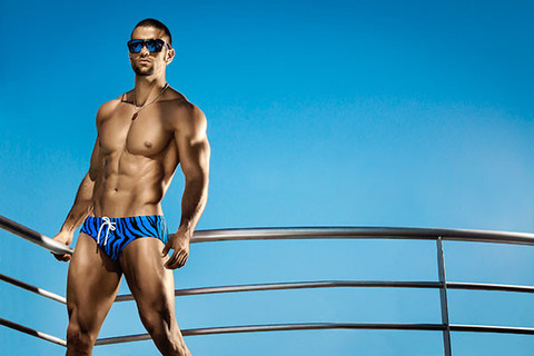 Vuthy Swim Collection at Cheap Undies