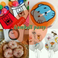 Cumpleaños Gumball / 'The Amazing World of Gumball' Party