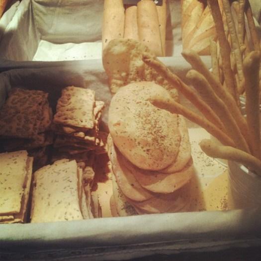Madrid Breads @ Mercato