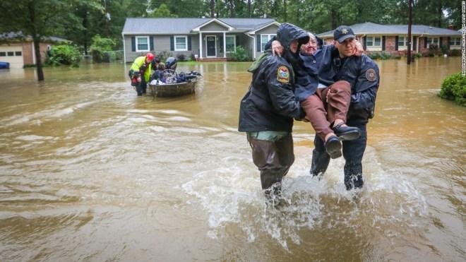 CNN SC Flooding