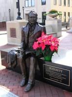 Greenville Statue.