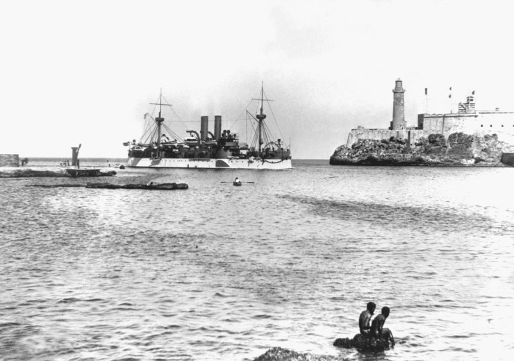 WAR & CONFLICT BOOKERA:  SPANISH-AMERICAN WAR/BEGINNINGS