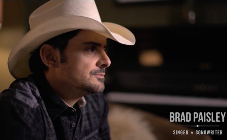 Brad Paisley discuss Whiskey Lullaby in It All Begins with a Song